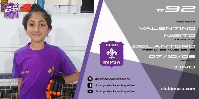 Valentino NigitoImpsa Hockey Sobre PAtines
